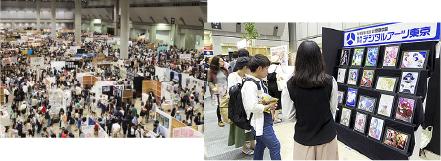 アジア最大のアートイベント「デザインフェスタ」