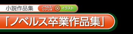 小説作品集 「ノベルス卒業作品集」