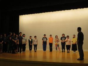 舞台稽古1
