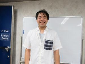 飯村裕也氏