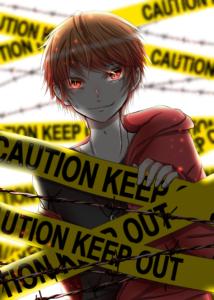 イラスト・マンガ2-3下森雛『KEEP OUT』