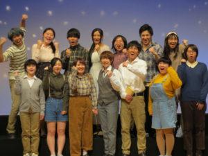 卒業公演舞台集合