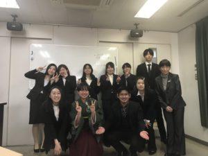 2019.3卒業式