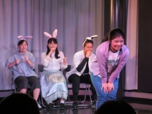 学園祭舞台